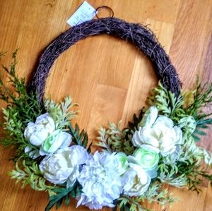 Kirkland's Floral Wreath